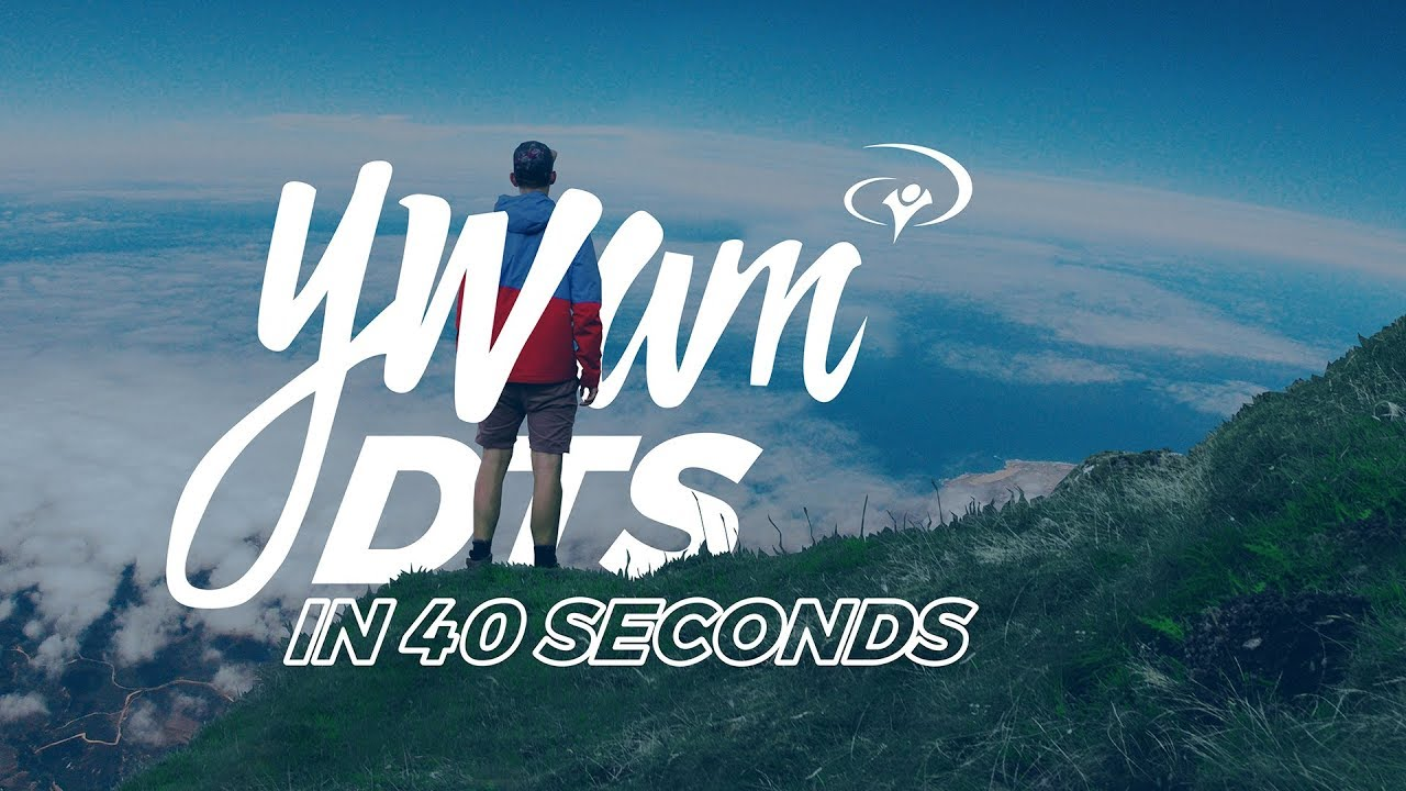 YWAM DTS IN 40 SECONDS GO ALL IN