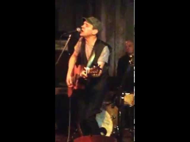 Slow Burning Flame-Doug Forshey live at Kimbro's