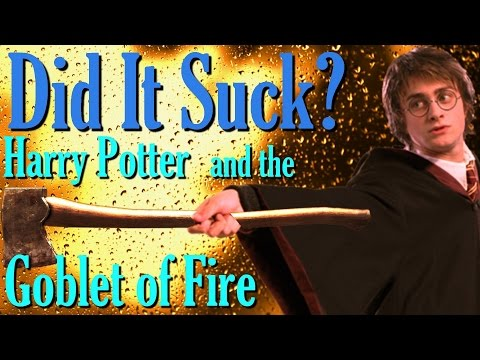 DID IT SUCK? - Harry Potter And The Goblet Of Fire Review