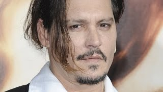 Johnny Depp Named Most Overpaid Actor 2015