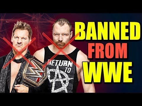 10 Former Wrestlers Who Are BANNED From The WWE!