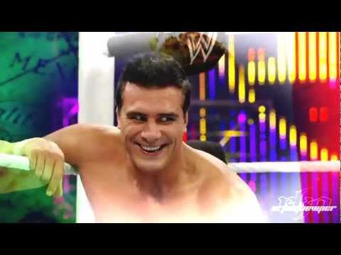 WWE Alberto Del Rio New 2013 Realeza Titantron And Theme Song (V2) With Download Link