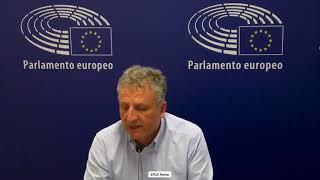Intervento in Plenaria al Parlamento europeo dell'europarlamentare Massimiliano Smeriglio sulle Conclusioni del Consiglio europeo ed esito della riunione tra UE e Turchia