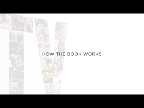 TV (THE BOOK): How the Book Works