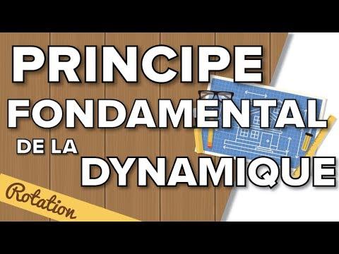 Principe Fondamental de la Dynamique (PFD) en Rotation - Terminale SI / STI2D