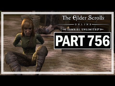 The Elder Scrolls Online Walkthrough Part 756 Flames of Forge - Let's Play Gameplay