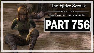 The Elder Scrolls Online Walkthrough Part 756 Flames of Forge - Let's Play Gameplay
