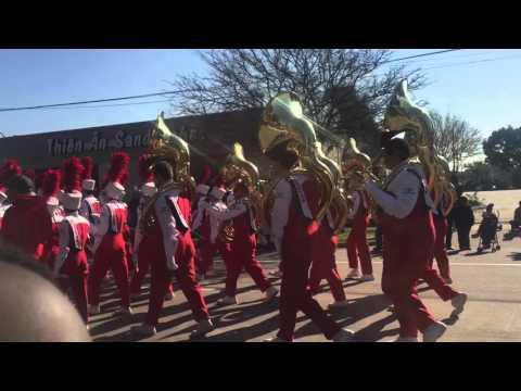 MLK Parade | Walmart Scavenger Hunt (5) | The Daily J's