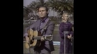 George Jones sings FAMILY BIBLE live on Navy Hoedown (Tammy Wynette does the backing vocals)