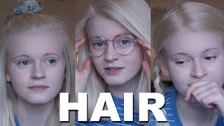One of NotJustBlonde's most viewed videos: Hair, Identity, Growing Up