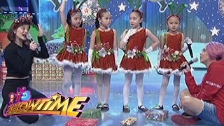 It s Showtime: Where does Santa Claus live? | Santa Babies