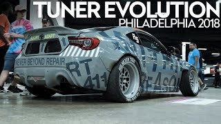 Tuner Evolution: Philadelphia 2018 | HALCYON (4K)
