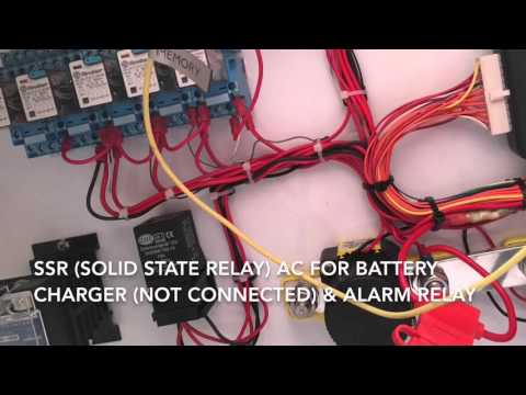 Installing a Lithium Iron Phosphate House Battery on CATMANTOO