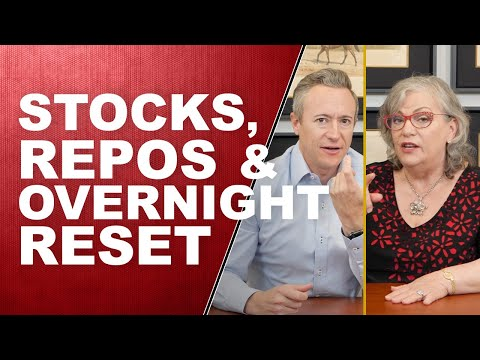 STOCKS, REPOS & OVERNIGHT RESET...Q&A with Lynette Zang & Eric Griffin
