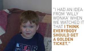 """Portland author leaves """"golden tickets"""" in copies of his book"""