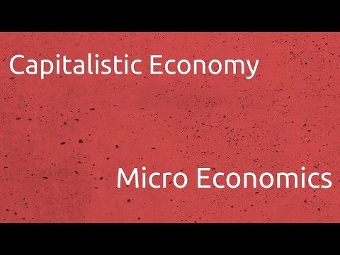 What is Capitalistic Economy | Introduction to Micro Economics | CA CPT | CS & CMA Foundation