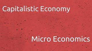 What is Capitalistic Economy   Introduction to Micro Economics   CA CPT   CS & CMA Foundation