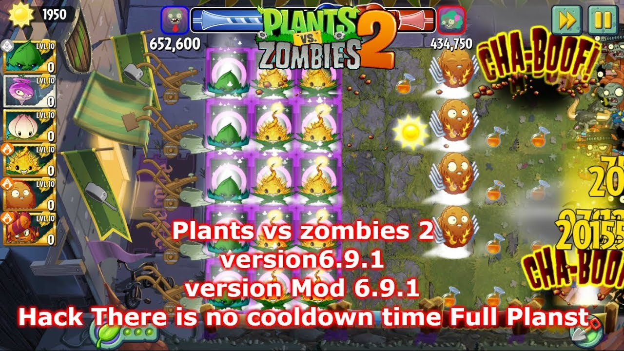 hack plant and zombie 2 full