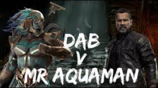 Mr Aquaman (Kotal) v Dab (Term) - MIX MACHINE!