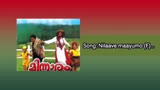 Nilaave maayumo (F) - Minnaram