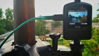 Подробный обзор экшн-камеры SJCAM M20: маленькая, да удаленькая!