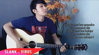 (Slank) Virus - Nathan Fingerstyle | Guitar Cover