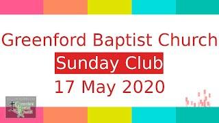 Sunday Club - The Lost Sheep - 17 May 2020