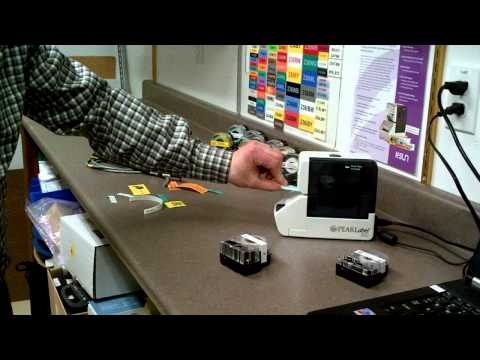 K-Sun PEARLabel 360 Label Printer Canada