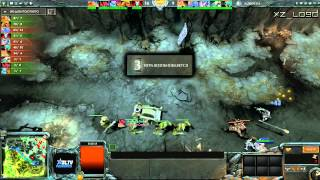 SLTV Pro Series V Season Aurochs.int vs SEX Game 1