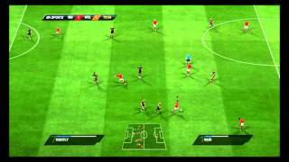 FIFA 11 Gameplay on HD 5450