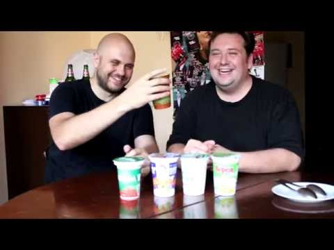 Canadian Tries Bulgarian Yogurt