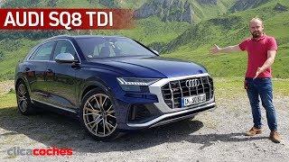 Audi SQ8 TDI | Primera prueba | Review en español - Clicacoches.com