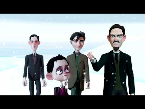 HOWARD LOVECRAFT AND THE KINGDOM OF MADNESS trailer