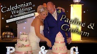 Pauline & Graham's Wedding - Filmed by Caledonian Weddings