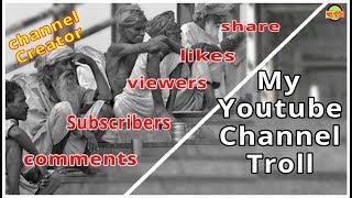 My Youtube Channel Troll Video   Veltech Channel பரிதாபங்கள்