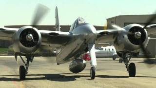 """September Fury"" and ""La Patrona"" depart Planes of Fame for Reno Air Races"