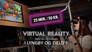 Virtual Reality i Nordisk Film Biografer
