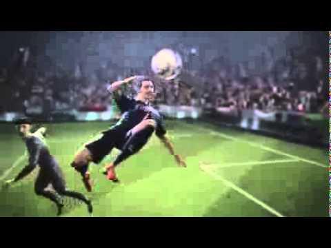 Nike Football  Zlatan Ibrahimović Risks Everything