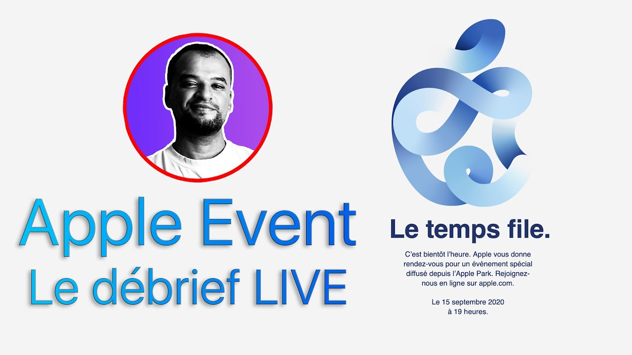 Apple Event Debrief Live De La Keynote Youtube