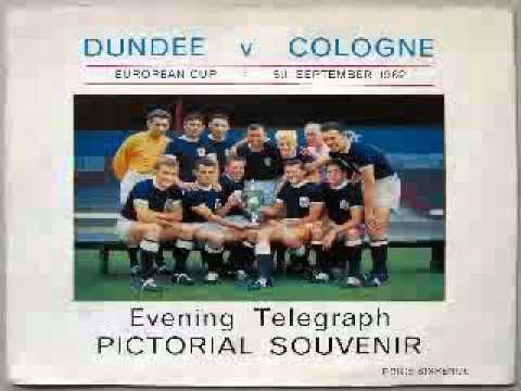 Dundee 8 Cologne 1 - (Radio Commentary) European Cup 5th Sep