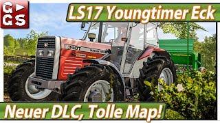 LS17 Youngtimer DLC auf der Hermanns Eck Map #01