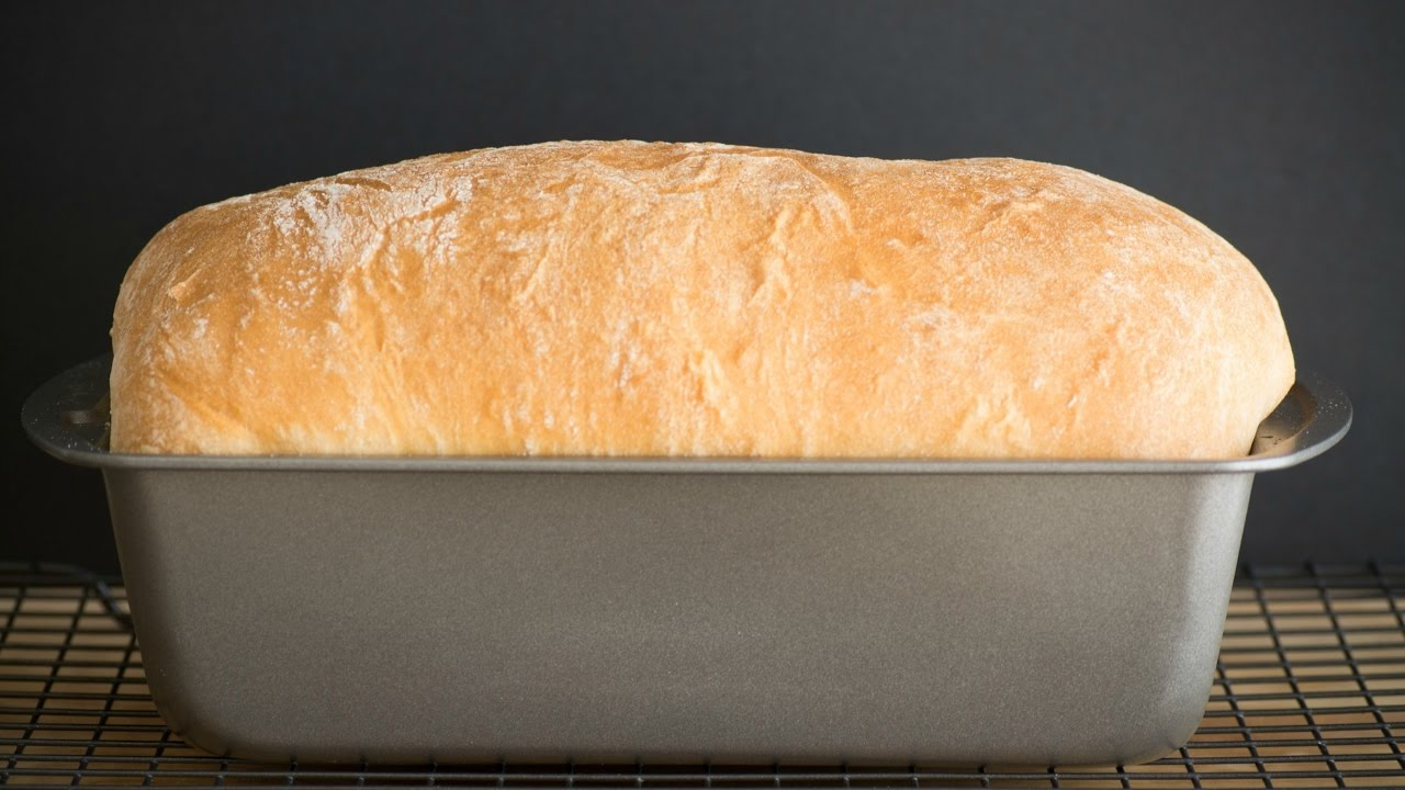 Basic White Sandwich Bread Recipe How To Make Sandwich Bread Sys