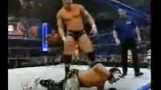Rey Mysterio, Bobby Lashley & Chris Benoit vs. Randy Orton, JBL & Finlay