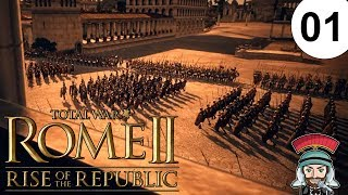 Rise of the Republic | 01 | Total War: Rome 2 - Wir sind Rom!