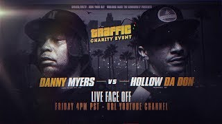 URLTV PRESENTS THE FACE OFF: HOLLOW DA DON VS DANNY MYERS (12/6)