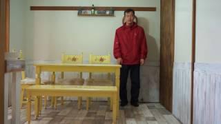 素人が自宅の和室を洋室にDIY thumbnail