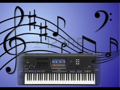 yamaha genos playing music new new new youtube. Black Bedroom Furniture Sets. Home Design Ideas