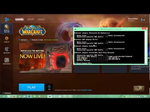 Diablo 3 stuck at updating blizzard launcher