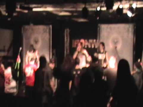 DECEPTION OF A GHOST FULL SHOW @ THE IRONWORKS PITTSBURGH PA 10-20-2012