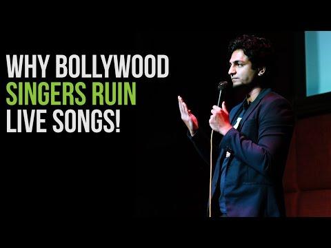"Bollywood Singers, Coke Studio & ""Tum Hi Ho"" - Stand Up Comedy : Kenny Sebastian"
